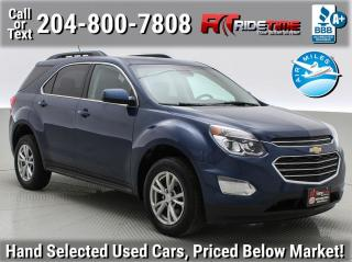 Used 2017 Chevrolet Equinox LT for sale in Winnipeg, MB