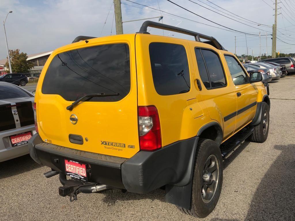 2002 Nissan Xterra