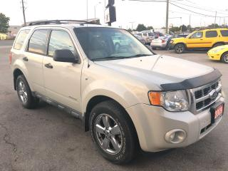 Used 2009 Ford Escape XLT, SERVICE RECORDS, WARRANTY, CERTIFIED for sale in Woodbridge, ON