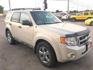 Used 2009 Ford Escape XLT, SERVICE RECORDS, 3 YR WARRANTY, CERTIFIED for sale in Woodbridge, ON