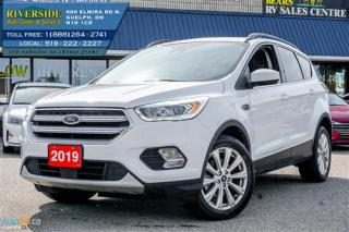 Used 2019 Ford Escape SEL for sale in Guelph, ON
