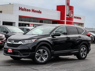 Used 2017 Honda CR-V LX 2WD|NO ACCIDENTS for sale in Burlington, ON