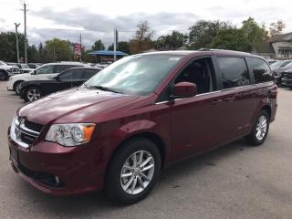 Used 2019 Dodge Grand Caravan SXT Premium Plus for sale in Mitchell, ON
