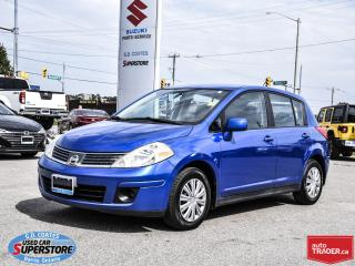 Used 2008 Nissan Versa 1.8 S for sale in Barrie, ON