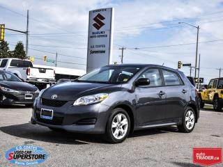 Used 2010 Toyota Matrix ONLY 90,000 KM! ~Alloy Wheels for sale in Barrie, ON