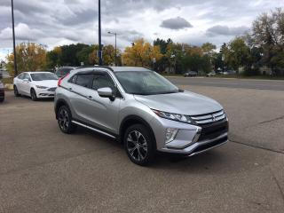 Used 2018 Mitsubishi Eclipse Cross 1.5 ES for sale in Edmonton, AB