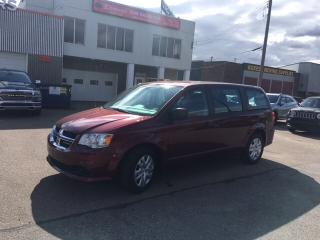 Used 2018 Dodge Grand Caravan SE for sale in Edmonton, AB
