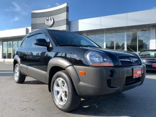 Used 2009 Hyundai Tucson GL V6 POWER GROUP A/C HEATED SEATS 121KM for sale in Langley, BC