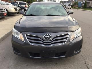 Used 2010 Toyota Camry 4DR SDN I4 for sale in Hamilton, ON