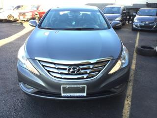 Used 2011 Hyundai Sonata 4dr Sdn 2.4L Auto Limited for sale in Hamilton, ON