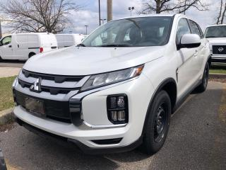 New 2020 Mitsubishi RVR FWD ES - CVT FWD ES - CVT for sale in Mississauga, ON