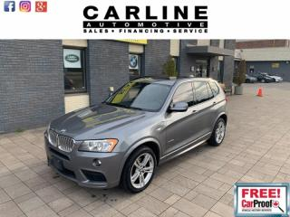 Used 2013 BMW X3 AWD 4dr 35i for sale in Nobleton, ON