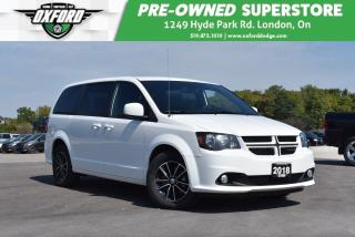 Used 2018 Dodge Grand Caravan GT - Special Purchase, 10 to Choose From - Varaiet for sale in London, ON