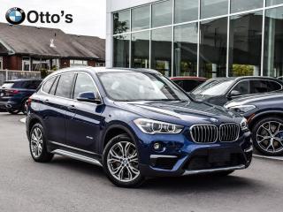 Used 2016 BMW X1 xDrive28i NAVI, EXECUTIVE for sale in Ottawa, ON
