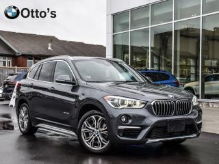 Used 2016 BMW X1 xDrive28i NAV, HEADS-UP DISPLAY for sale in Ottawa, ON
