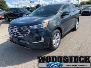 Used 2019 Ford Edge SEL AWD  - Navigation for sale in Woodstock, ON