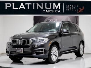 Used 2014 BMW X5 xDrive35i, NAVi, CAM, PANO, Heated SEATS, PWR Lift for sale in Toronto, ON
