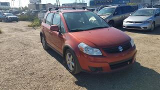 Used 2009 Suzuki SX4 Crossover SX4 Crossover for sale in Edmonton, AB