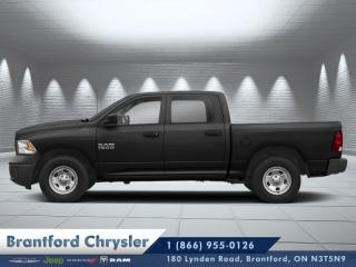 Used 2019 RAM 1500 Classic Express  - Sub Zero - $264 B/W for sale in Brantford, ON