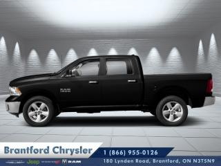 Used 2019 RAM 1500 Classic SLT  - 3.0L Ecodiesel - Luxury Group - $297 B/W for sale in Brantford, ON