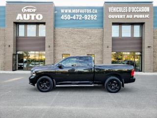 Used 2018 RAM 1500 Express Quad Cab 4x4 caisse de 6 pi 4 po for sale in St-Eustache, QC