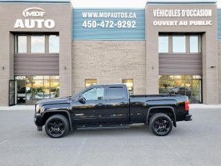 Used 2017 GMC Sierra 1500 Sle Elevation for sale in St-Eustache, QC