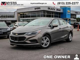 Used 2018 Chevrolet Cruze LT  LT, AUTOMATIC, FWD, REAR VIEW CAM, BLUETOOTH for sale in Ottawa, ON