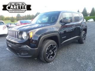 Used 2016 Jeep Renegade SPORT 4x4 for sale in East broughton, QC