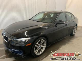 Used 2015 BMW 3 Series 320i xDrive Sport Line Mags Cuir Toit Volant Chauffant for sale in Trois-Rivières, QC