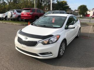 Used 2015 Kia Forte LX Plus for sale in Québec, QC