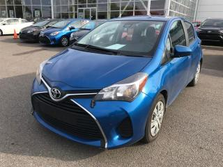 Used 2017 Toyota Yaris LE 5 portes for sale in Québec, QC