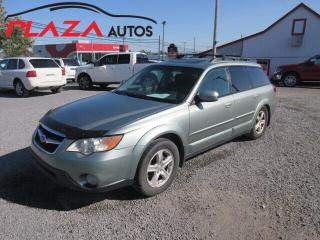 Used 2009 Subaru Outback 2009 Subaru Outback - 5dr Wgn Auto 2.5i for sale in Beauport, QC