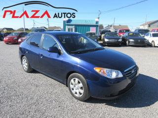 Used 2009 Hyundai Elantra 2009 Hyundai Elantra - 4dr Sdn Auto L for sale in Beauport, QC