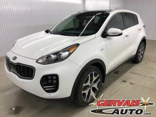 Used 2017 Kia Sportage SX Turbo AWD GPS MAGS CUIR TOIT PANORAMIQUE for sale in Trois-Rivières, QC