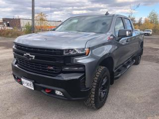 New 2020 Chevrolet Silverado 1500 LT Trail Boss for sale in Markham, ON