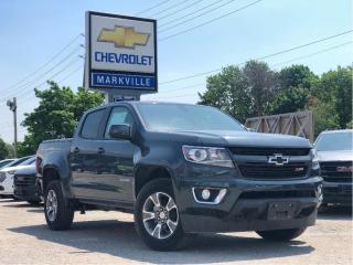 New 2020 Chevrolet Colorado Z71 for sale in Markham, ON