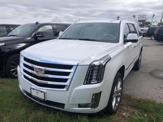 Used 2020 Cadillac Escalade ESV Premium Luxury for sale in Markham, ON