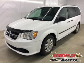 Used 2017 Dodge Grand Caravan CANADA VALUE PACKAGE for sale in Trois-Rivières, QC