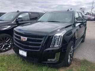 Used 2019 Cadillac Escalade LUXURY for sale in Markham, ON