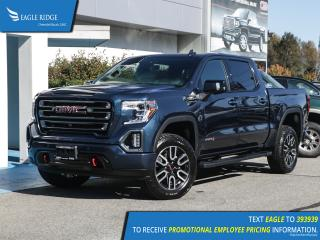 Used 2020 GMC Sierra 1500 AT4 Navigation, Heated Seats, Backup Camera for sale in Coquitlam, BC