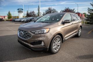 Used 2019 Ford Edge Titanium for sale in Okotoks, AB