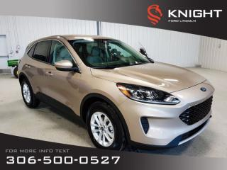 Used 2020 Ford Escape SE for sale in Moose Jaw, SK