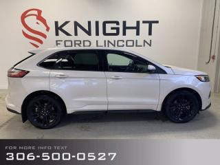 New 2019 Ford Edge ST, AWD, Turbo, One Owner, Local Trade, Huge Savings! for sale in Moose Jaw, SK
