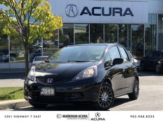 Used 2013 Honda Fit LX 5AT Winter Tires, Bluetooth, Air Conditioning for sale in Markham, ON