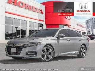 New 2019 Honda Accord Touring 2.0T TOURING 2.0 for sale in Cambridge, ON