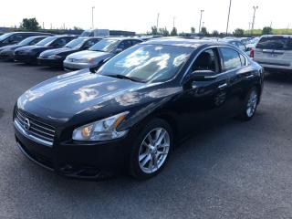 Used 2011 Nissan Maxima SV NO Accidents | Sunroof | Leather | CERTIFIED for sale in Waterloo, ON