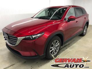 Used 2018 Mazda CX-9 GS-L AWD MAGS CUIR TOIT CAMÉRA SIÈGES CHAUFFANTS for sale in Shawinigan, QC