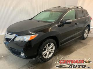 Used 2013 Acura RDX Tech Pkg AWD MAGS GPS Cuir Toit ouvrant Caméra for sale in Shawinigan, QC