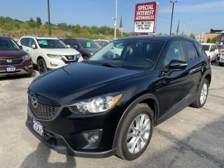 Used 2015 Mazda CX-5 GT Leather !! Sunroof !! Navigation for sale in Cambridge, ON
