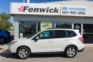Used 2014 Subaru Forester 2.5i Touring 6sp for sale in Sarnia, ON